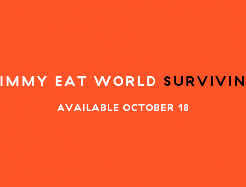 Nuovo album dei Jimmy Eat World - Surviving, 18 ottobre 2020