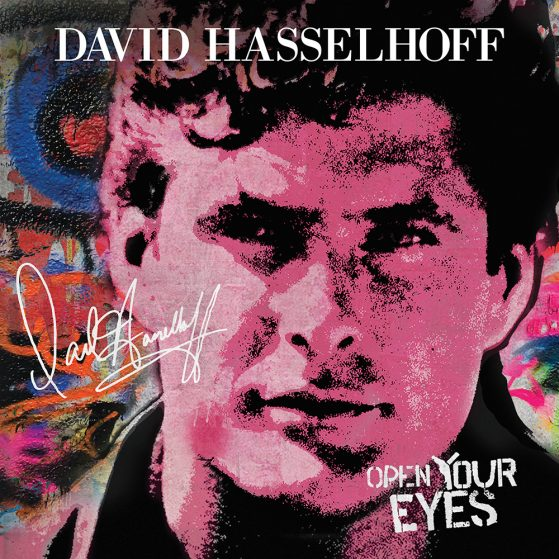david hasselhoff open your eyes