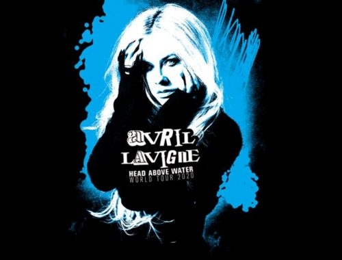 Avril Lavigne in Italia nel 2020, Lorenzini District, Milano