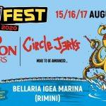 Bad Religion e Circle Jerks al Bay Fest, e tutte le news della settimana