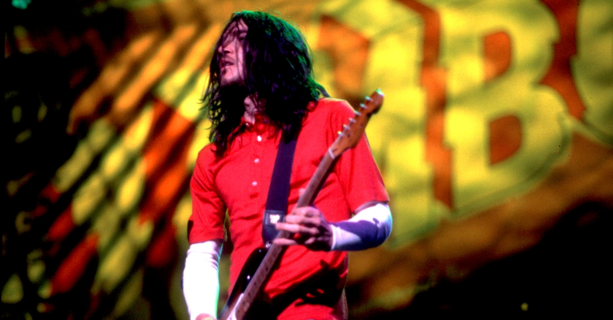 Red Hot Chili Peppers, John Frusciante torna nel gruppo