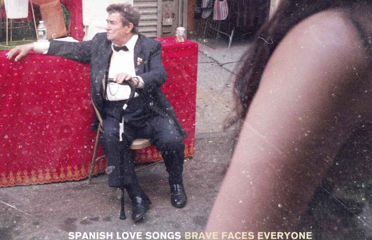 Spanish Love Songs, Brave Faces Everyone copertina