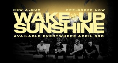 All Time Low nuovo album Wake Up, Sunshine