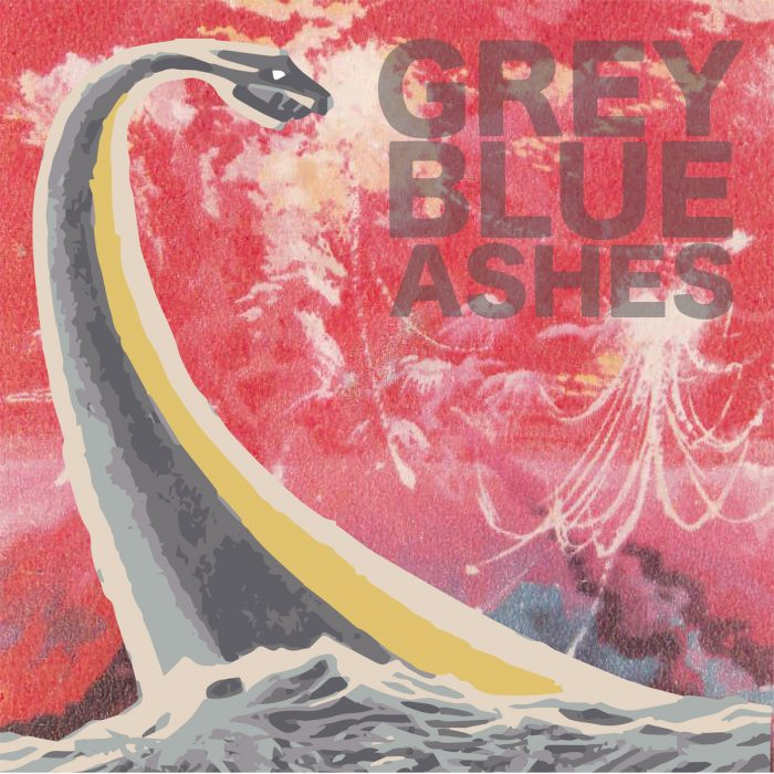 grey blue ashes