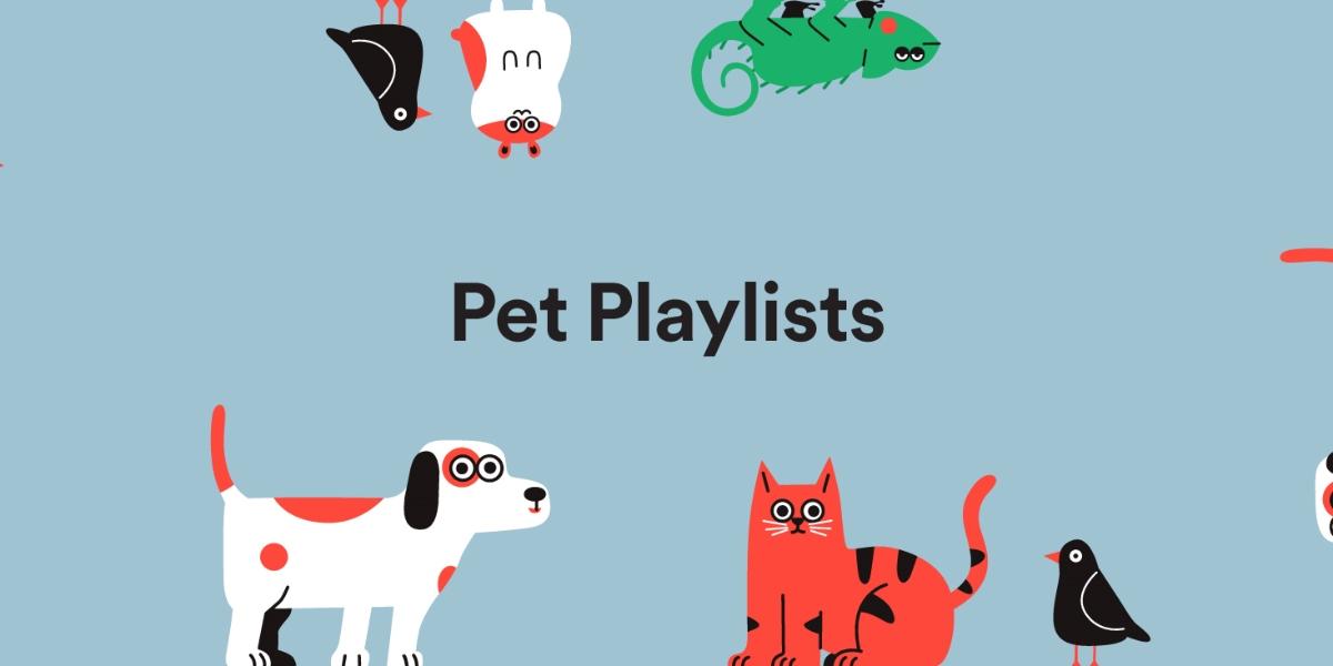 pet playlist spotify