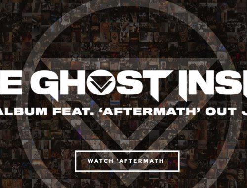 the ghost inside aftermath nuovo singolo album ritorno