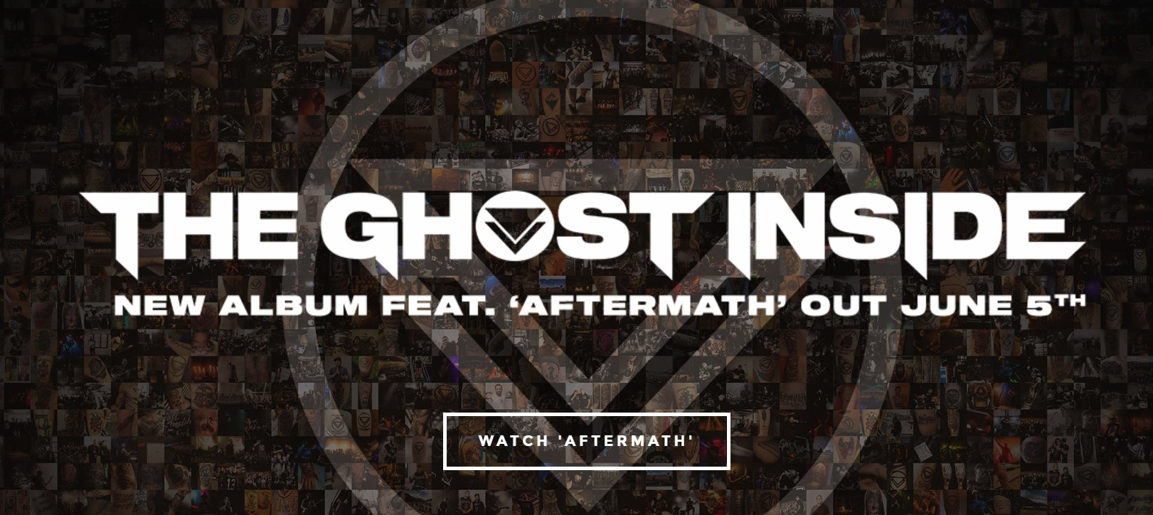 the ghost inside aftermath nuovo singolo album ritorno