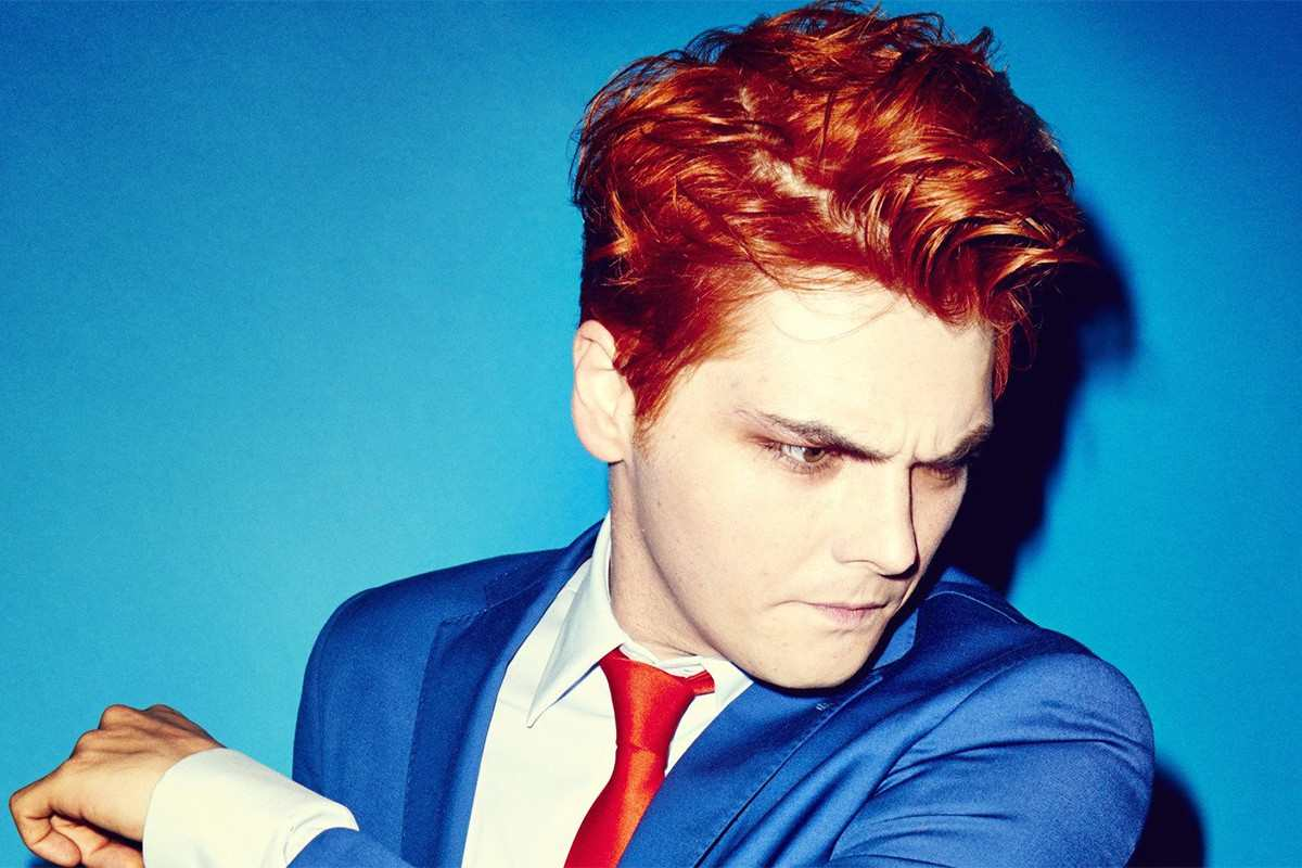 Gerard Way, nuova canzone Here Comes the End