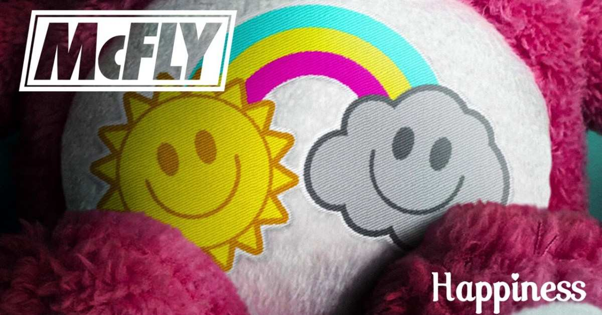 McFly, nuovo album e ritorno, Happiness - Young Dumb Thrills