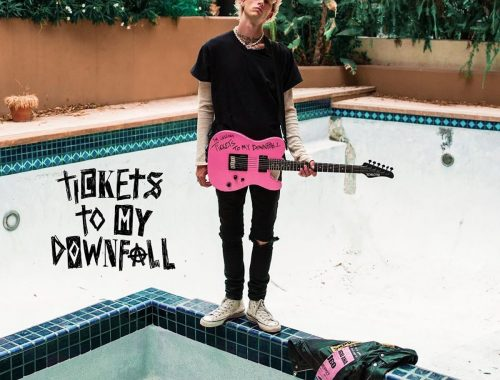 tickets to my downfall machine gun kelly review