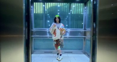 Billie Eilish, Thererore I Am video nuova canzone