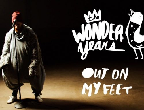 The Wonder Years, nuova canzone Out on My Feet