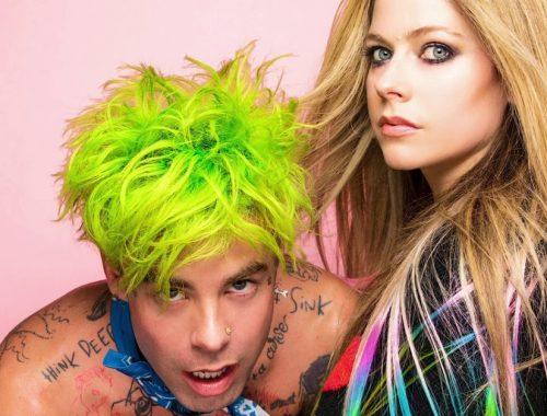 Mod Sun Avril Lavigne, nuova canzone Flames