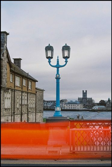 Lamplight Limerick by Anna's Anchor