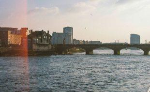 Sarsfield Bridge Limerick by Anna's Anchor